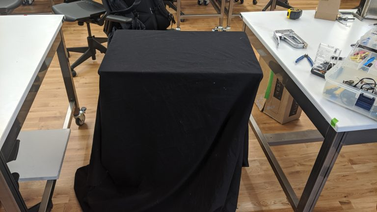 Table without sensor.