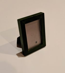 Small picture frame.